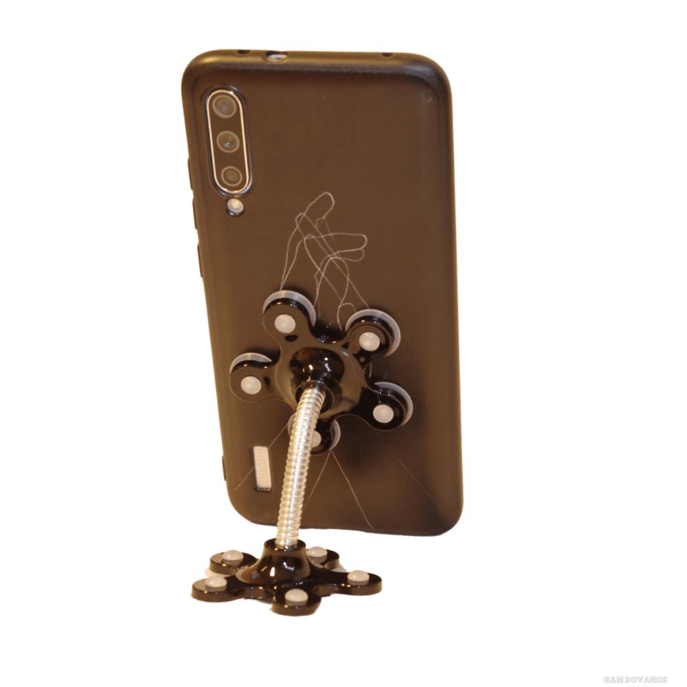 Telefono laikiklis su siurbtukais