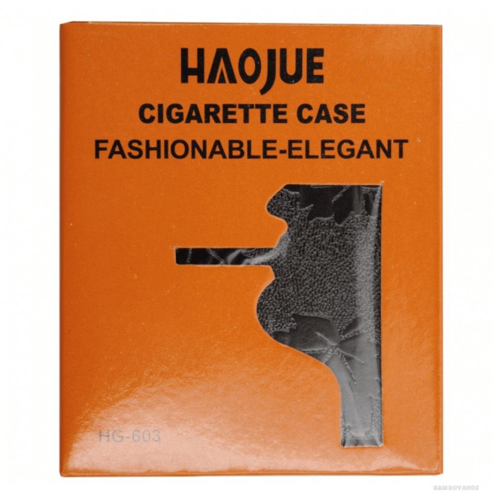 Dėklas cigaretėms - porcigaras