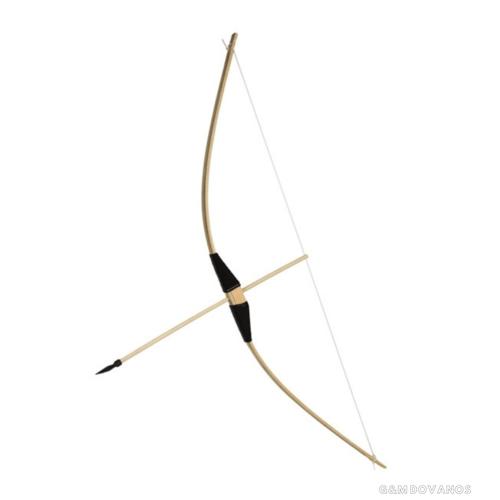 Medinis lankas su strėlėmis