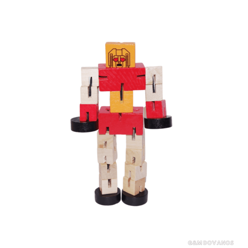Medinis robotas - trasformeris