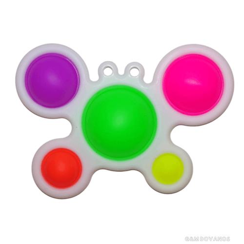 Silikoninis žaislas POP IT